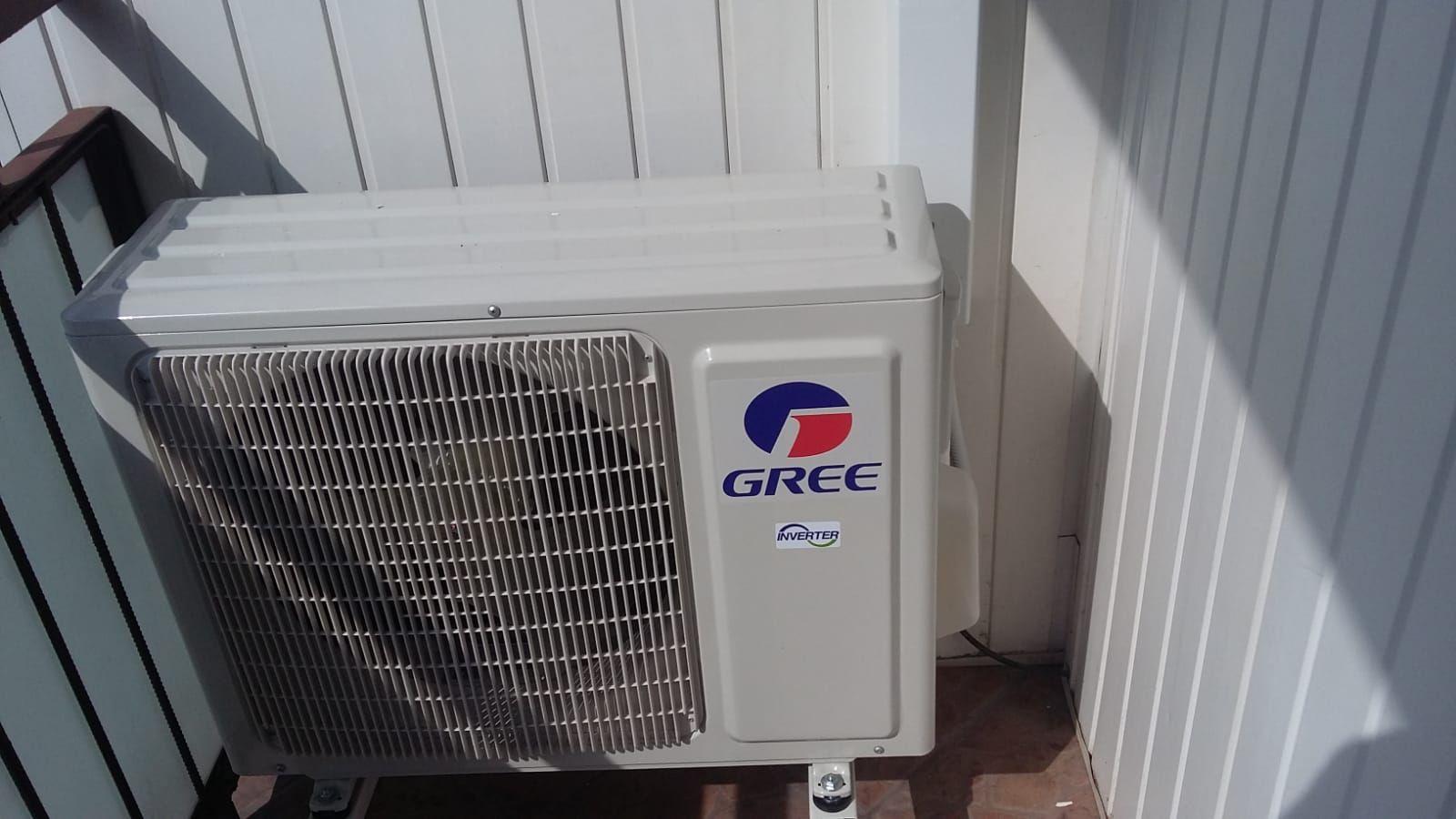 Instalacja klimatyzacji Gree